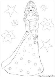 awesome barbie printable coloring pages kids girls boys