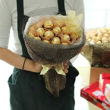 same day chocolate delivery chocolate bouquet a flower delivery south korea 320 5