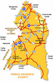 prince georges county map cities towns communities experience prince george s county