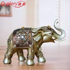 decoration elephant on d interieur moderne resin animal statue