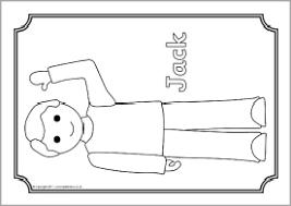 jack beanstalk colouring sheets sb3661