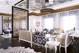 Classic White Interior Design Moroccan Style Interior Design