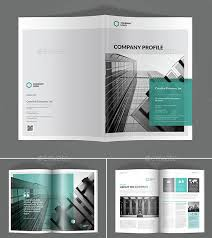 business profile design templates company profile design stock