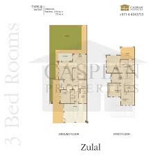 Floor Plan Pro by The Lakes Zulal Floor Plans
