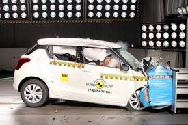 euro spec new swift scores 4 star safety rating report