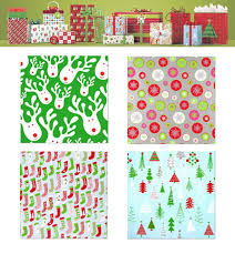container store christmas wrapping paper the container store s gift wrap paper crave