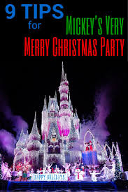 an insider u0027s guide to making the most of mickey u0027s very merry