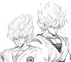punch man yusuke murata draws dragonball characters