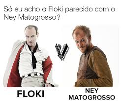 Floki Meme - ser磧 vikings da depress磽o facebook