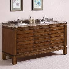 martin furniture malibu 60 in vanity honey alder