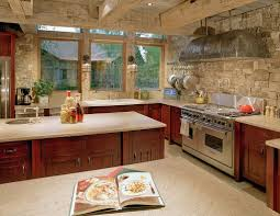 cozy kitchens kitchens cozy kitchen in stone and reclaimed timber 30