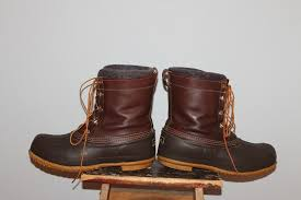 ll bean s boots size 12 vtg s ll bean boots w liners size 12 made in usa llbean