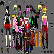 emo dress up games emo vs punk dress up play emo vs punk dress up flash game online