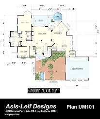 unique small house floor plans site map