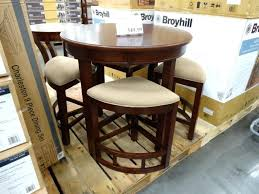 round table with chairs that fit underneath round table with chairs underneath round designs