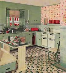 1940s kitchen design a brief history of kitchen design from the 1930s to 1940s