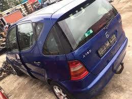 working and cheap parts from mercedes benz a class 1 7l diesel car
