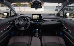 lexus harrier 2015 interior styling size up 2018 toyota c hr vs compact cuv competition