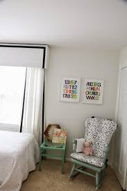 Yellow Curtains For Nursery by Diy Pelmet Box And Curtains With Ribbon