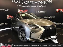 lexus rx 350 demo for sale pre owned 2017 lexus rx 350 demo unit f sport series 2 4 door