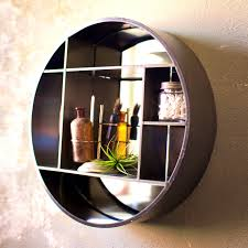target wall decor metal accessories mesmerizing lost and round wall shelf mod retro