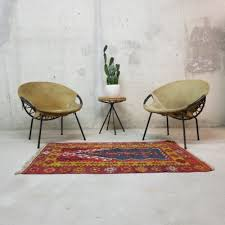 2 x balloon lounge chair by lusch germany 1960s 18897