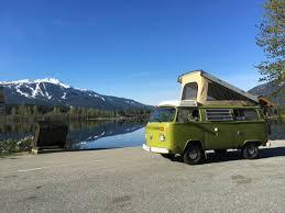 volkswagen westfalia 1978 1977 vw westfalia bus camper for sale in vancouver british columbia