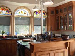 the case of the disappearing dome monolithic dome institute gourmet fittings the kitchen features custom cabinets and stained glass windows