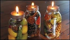 make your own scented jar candles craft projects for every