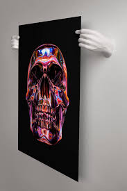 hang poster without frame these 3d printed hands are a creative way to hang posters on the