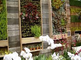een voorbeeld van een verticale tuin z tuin pinterest plants