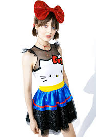 darling hello kitty costume dolls kill