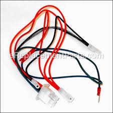 harness wiring 695050 for briggs and stratton lawn equipment