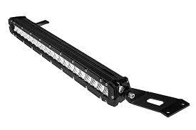 20 single row led light bar jeep wrangler jk and jk unlimited 07 2016 led light bar hood