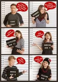 funny family photo christmas card ideas christmas lights card
