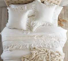 silk channel two toned quilt u0026 sham pottery barn