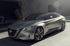 Nissan 350z New - new concept hints at nissan u0027s luxurious autonomous future