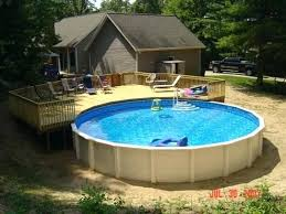 free 24 above ground pool deck plans free swimming pool deck plans