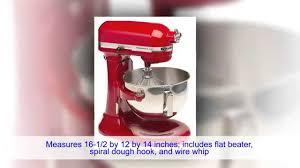 Stand Mixer Kitchenaid by Best Stand Mixers Kitchenaid Kv25goxer Professional 5 Plus 5 Quart