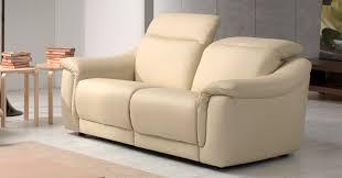 canapé 2places irena relaxation électrique ou fixe personnalisable sur univers du