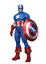 captain america steve rogers marvel heroes omega