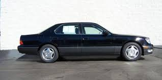 1997 lexus ls400 1997 lexus ls 400 used car pricing financing and trade in value