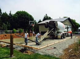 concrete slab for pickleball court plus review of sports court