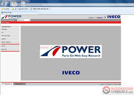 arm0073 iveco power truck and bus 07 2017 full instruction