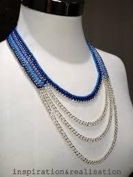 handmade necklace tutorial images Inspiration and realisation diy fashion blog diy venessa arizaga JPG