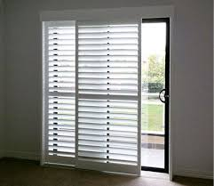 Bypass Shutters For Patio Doors Plantation Shutters For Sliding Doors New Sliding Doors For