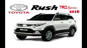 jenis kereta mitsubishi new toyota rush 2018 evolusi toyota rush youtube