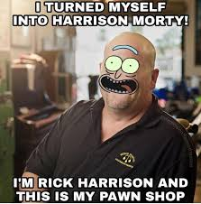 Rick Meme - it s funny because pickle rick hahaha comedycemetery