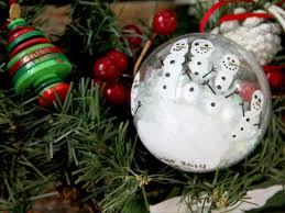 diy christmas ornaments to make with kids how tos diy