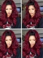 wholesale short natural red hair black women buy cheap short
